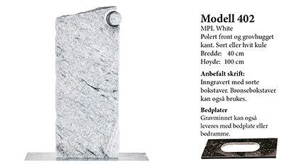 Modell 402 – MPLWhite