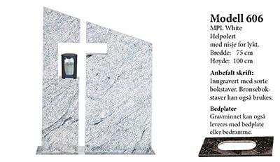 Modell 606 – MPLWhite